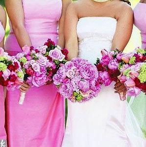 Matrimonio In Rosa : Un matrimonio tutto rosa abiti da sposa collezione 2017 a venezia