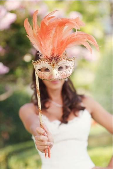 Matrimonio a tema: il Carnevale!