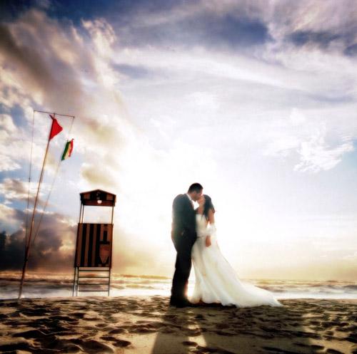 Matrimonio Spiaggia Venezia : Matrimonio sulla spiaggia jesolo danielasposa abiti da