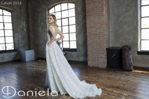 Daniela sposa presenta le collezioni 2018 di Galvan sposa.