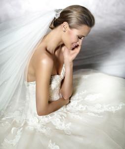 abito da sposa Pronovias, Daniela sposa, anteprima pronovias 2016