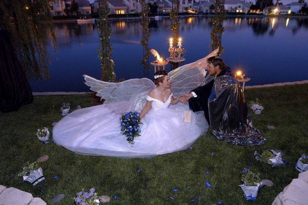 Matrimonio Tema Blu E Bianco : Temi di matrimonio idee daniela sposa abiti da sposa e cerimonia
