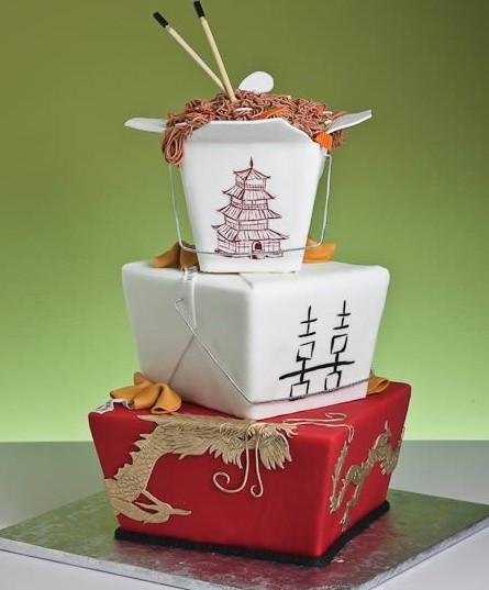 torta-nuziale-stile-cinese