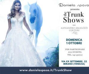 Trunk Show, danielasposa