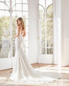 Abito da sposa Aire Barcelona 2020